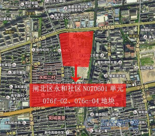 上海闸北区地�_2月上海土地市场7地块出让 闸北再拍地