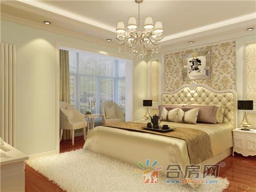 90平米现代欧式小户型两房装修设计 时尚小户型装修高清图片