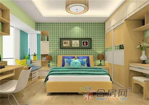 小户型精品卧室装修效果图2016图片 阳光卧室