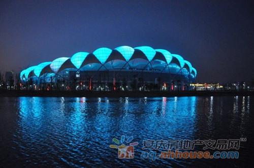 媒体看楼市②安庆东部新城崛起了 北城还远吗