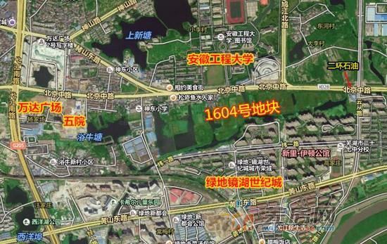 芜湖鸠江区规划图