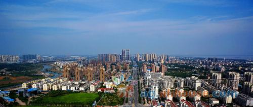 安庆东部新城(图片来源于天下名筑)-天下名筑 代言安庆新人居 5.28