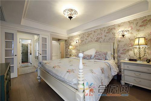 140平米大户型客厅装修美式休闲家装修效果图2016图片图片
