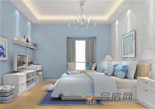 2016新房装修 韩式田园风格卧室装修效果图图片