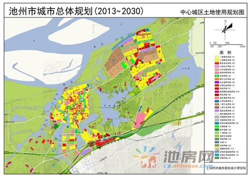 新区论 建 东部新城区未来的样子 看市政规划