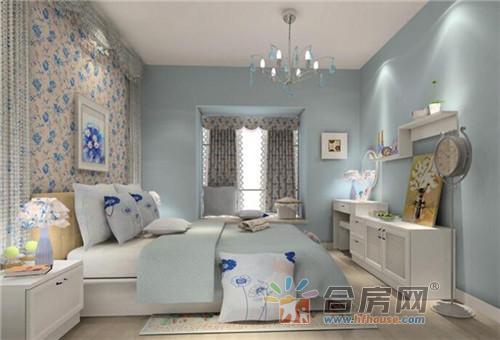 韩式风格卧室装修效果图图片