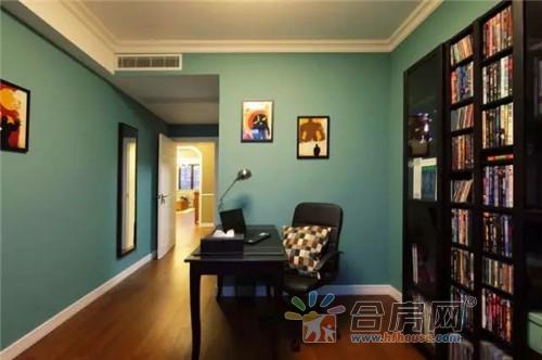 10款美爆了的小户型阳台书房兼卧室装修效果图