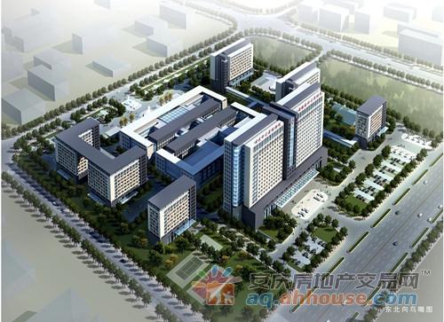 (图片来源:网络)-安庆市立医院新区一期呈现 东部新城拥完备医疗