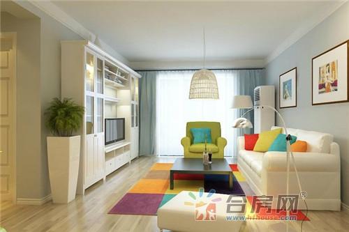 现代简欧风格别墅公寓家居装修效果图
