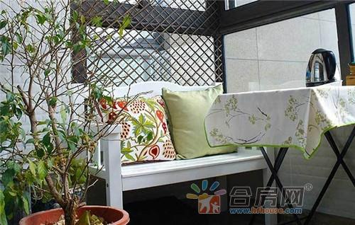 10款绿色阳台花园装修效果图 洗衣房也要美美哒图片