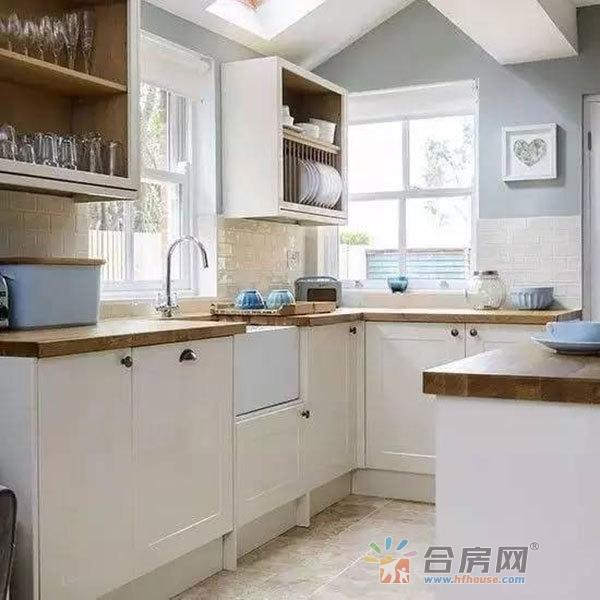 10款6-9平米小户型厨房装修效果图 功能实用不拥挤