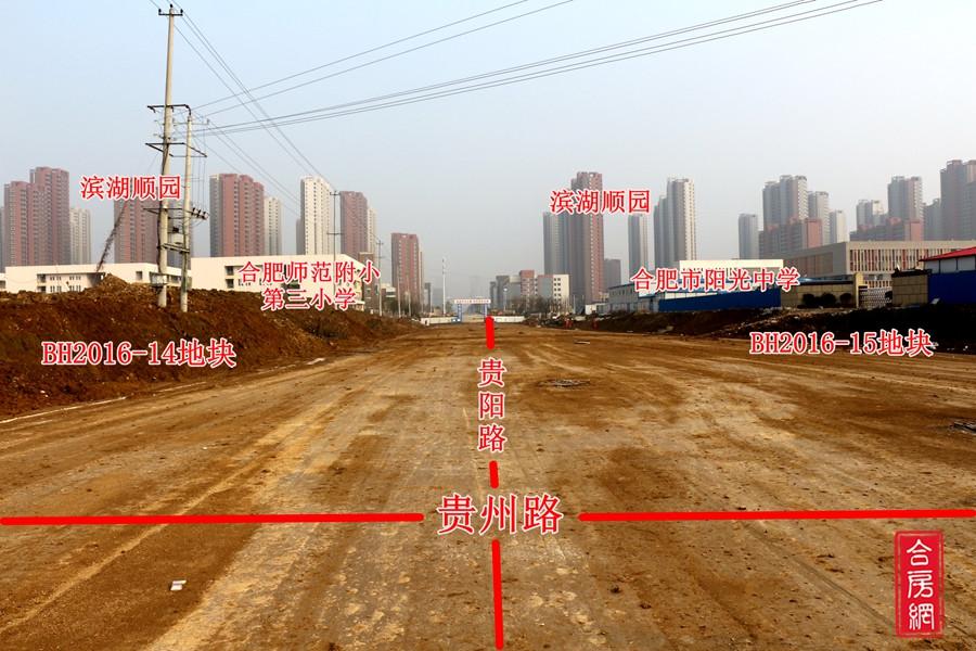 实探丨滨湖金融板块340亩连体居住地全线揭秘