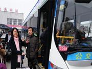 安庆到高河开通直达公交 宜城同城化发展进程加速