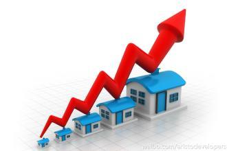 一二线城市房价走势总体趋稳 二三线城市涨幅回落
