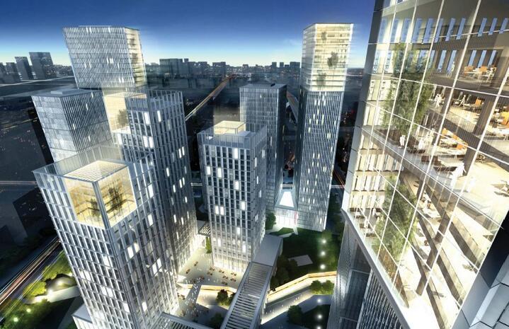 22家金融机构签约入驻南京金融城 最高补贴1500万