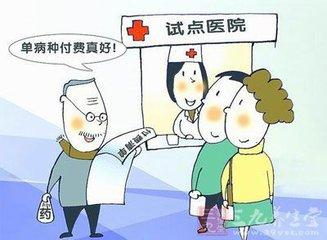 全面推进按病种收费改革工作 公立医院率先试点