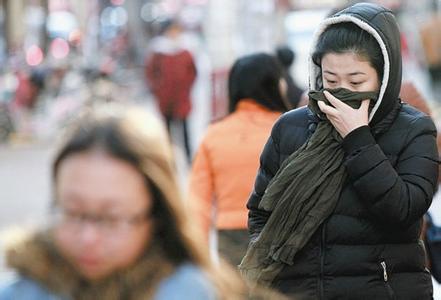 安徽省今日起迎大风降温 21日最低气温可达-7℃
