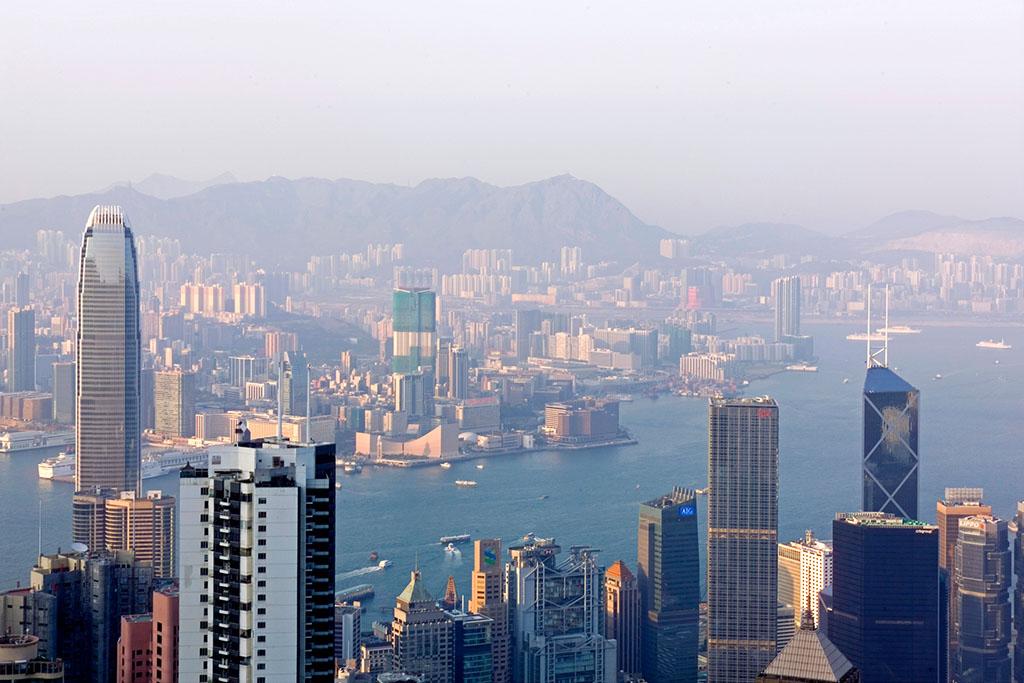 两内资公司买香港豪宅地块 楼面单价近22万