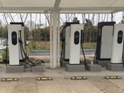 苏州高新区新增70个充电桩打造绿色环保出行环境