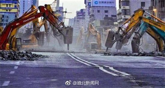 快看 又开始大范围修路啦 将涉及淮北市所有乡镇!