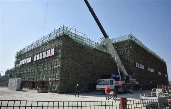 重磅!淮北高铁项目已全线贯通 预计11月份开通运营