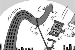 调控加码限购扩围 中国楼市销售额增速六连降