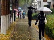 今天降雨停止之后 常州市又会有一连串的晴好天气