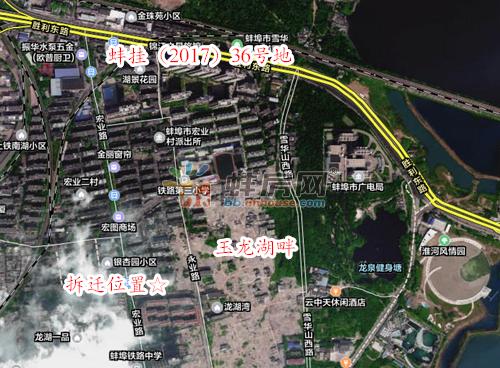 6月蚌埠拟出让两幅商服用地 胜利东路旁约7亩地待嫁
