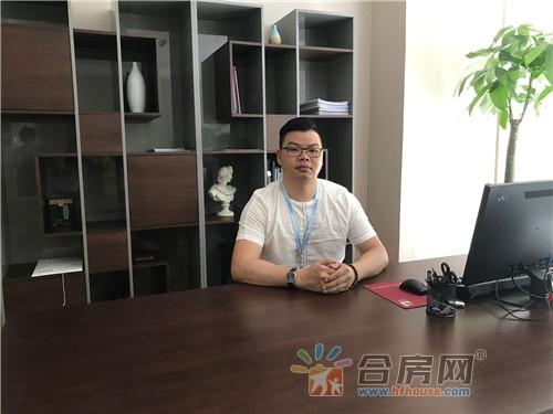 中博家居集团安徽区总经理王植荣:谈中博环保智能全装