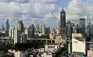 上海上月新房价格与4月持平  涨幅继续收窄停涨