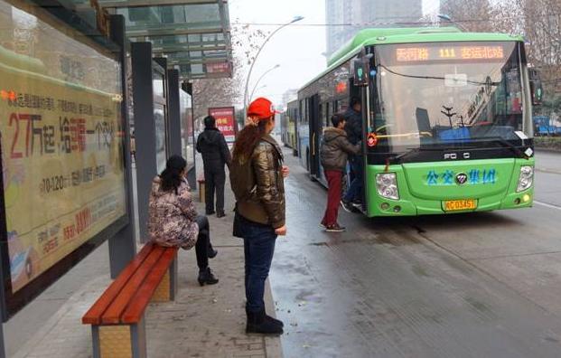 """点赞!蚌埠入选全国""""公交都市""""第一批创建城市"""