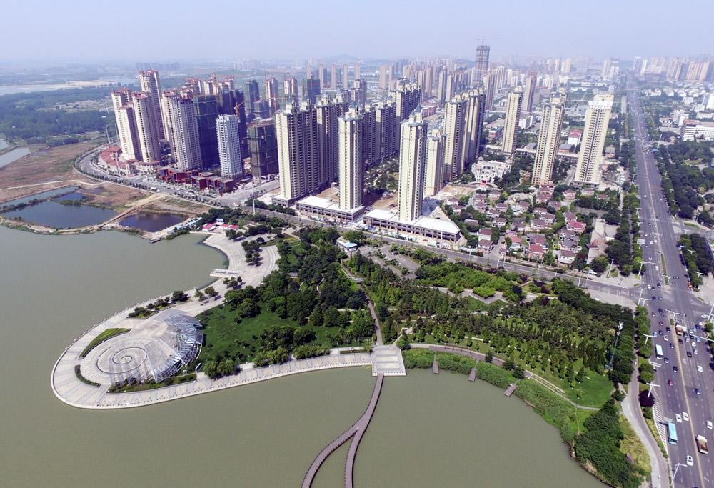 皖北五县将建成中小城市 宿州蚌埠阜阳将建城市轨交