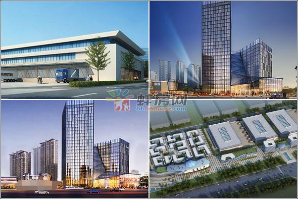 蚌埠电子商务产业园