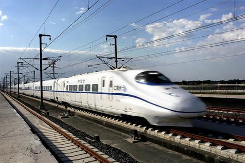 安徽规划建设多条城际铁路 促进区域经济协调发展