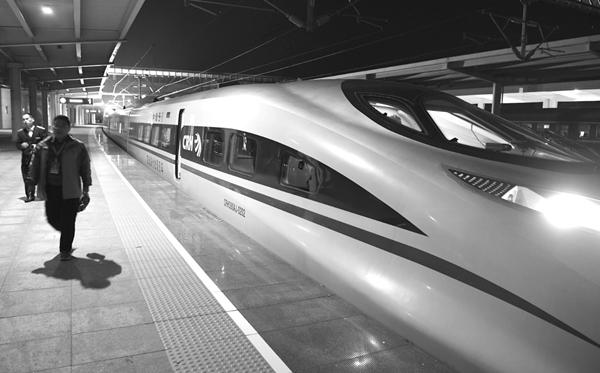 喜大普奔 终于等到你:淮北即将进入高铁时代