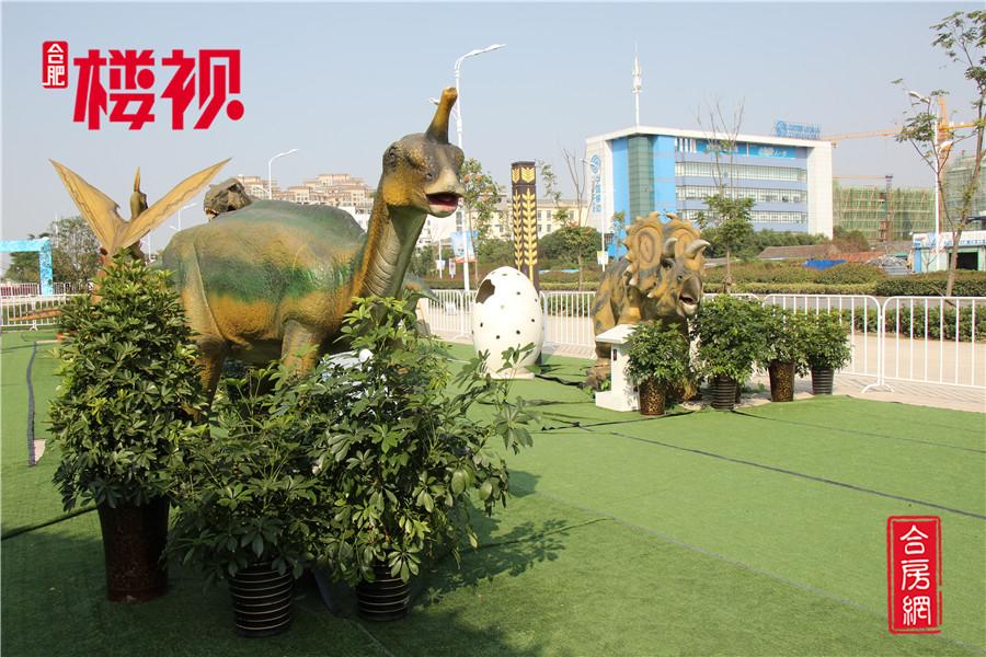 【文德·凯旋门】重返侏罗纪公园——恐龙展
