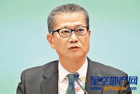 香港財政司長:目前無意放寬樓市按揭比例