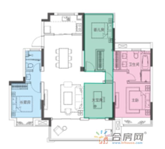 合肥年度创变神奇户型 一套会成长的房子545.png