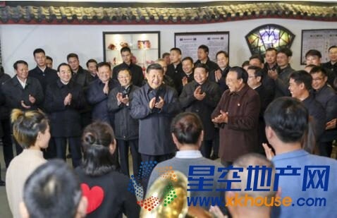 总书记在徐州!十九大后首次调研,强调发展实体经济!