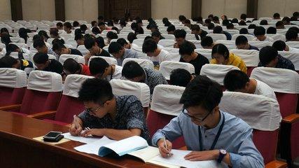2018年硕士招生考试23日开考 部分专业仅1人报名