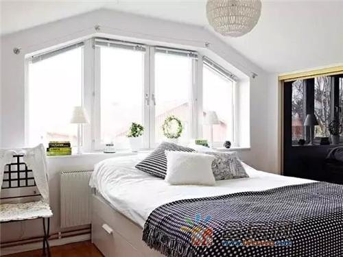 69平北欧复式公寓装修效果图2017图片大全图片