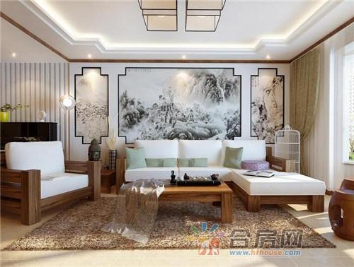 中国传统的室内设计融合了庄重和优雅的双重气质,随着中式风格在装修图片
