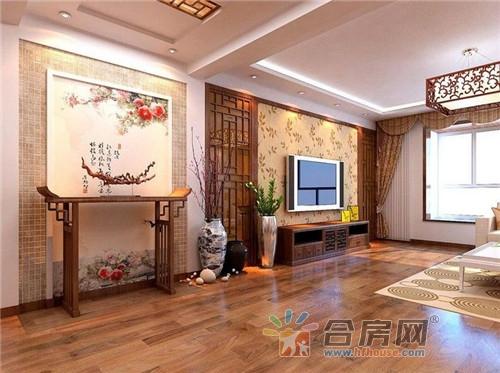新中式风格客厅案例赏析 装修中国风,时尚大气图片