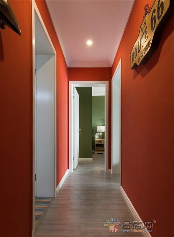 60平米公寓美式风格装修效果图2017图片大全图片