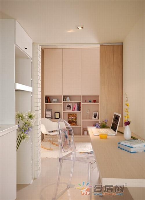 89平米公寓现代风格装修效果图2017图片大全图片