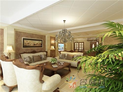 这一家的装修以欧式风格为主,采用高端大气的装饰和地板砖材料,不仅图片