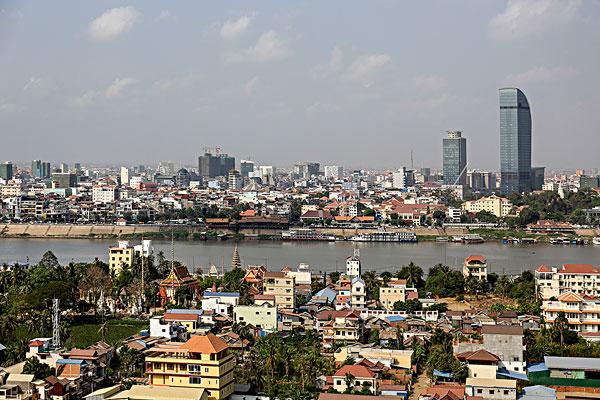柬埔寨银行大楼