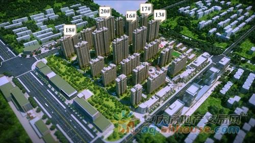 100万以内 安庆东部新城年终选房攻略请收好