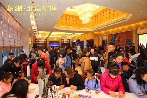 龙湖·北宸星座未开已火,点燃江北新区公寓市场