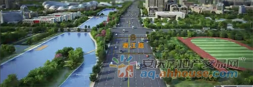安庆潜江路